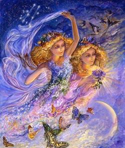 Близнецы - любовный гороскоп на 2016 год