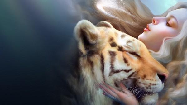 Тигр - любовный гороскоп на 2016 год