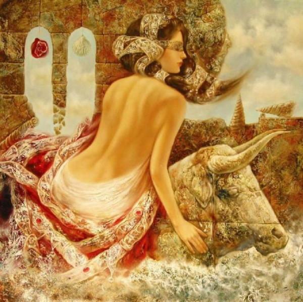 Бык - любовный гороскоп на 2016 год