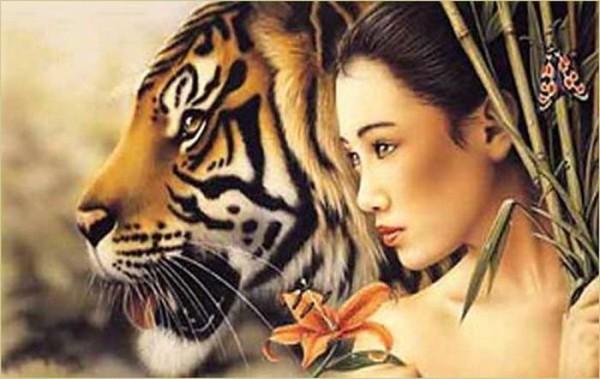 Гороскоп для женщин Тигров
