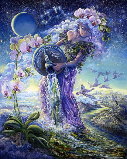 Любовный гороскоп для Водолея на 2016 год