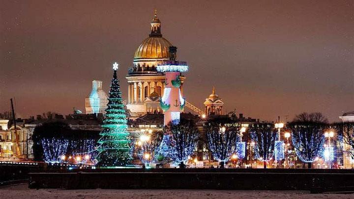 Сколько Новых годов в России
