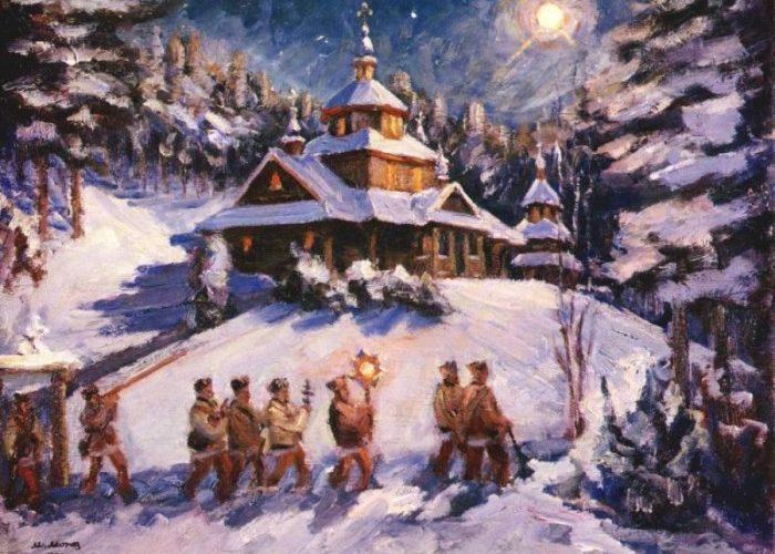Щедрый вечер - традиции и история