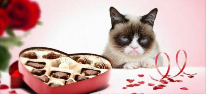 День святого Валентина - праздник любви
