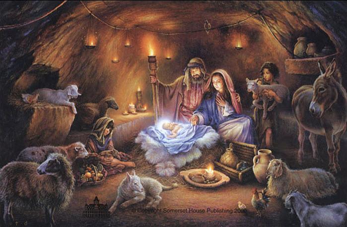 Рождественский сочельник - ночь перед Рождеством
