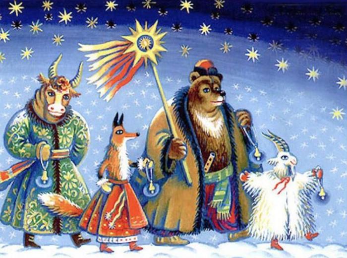 Васильев день или старый Новый год