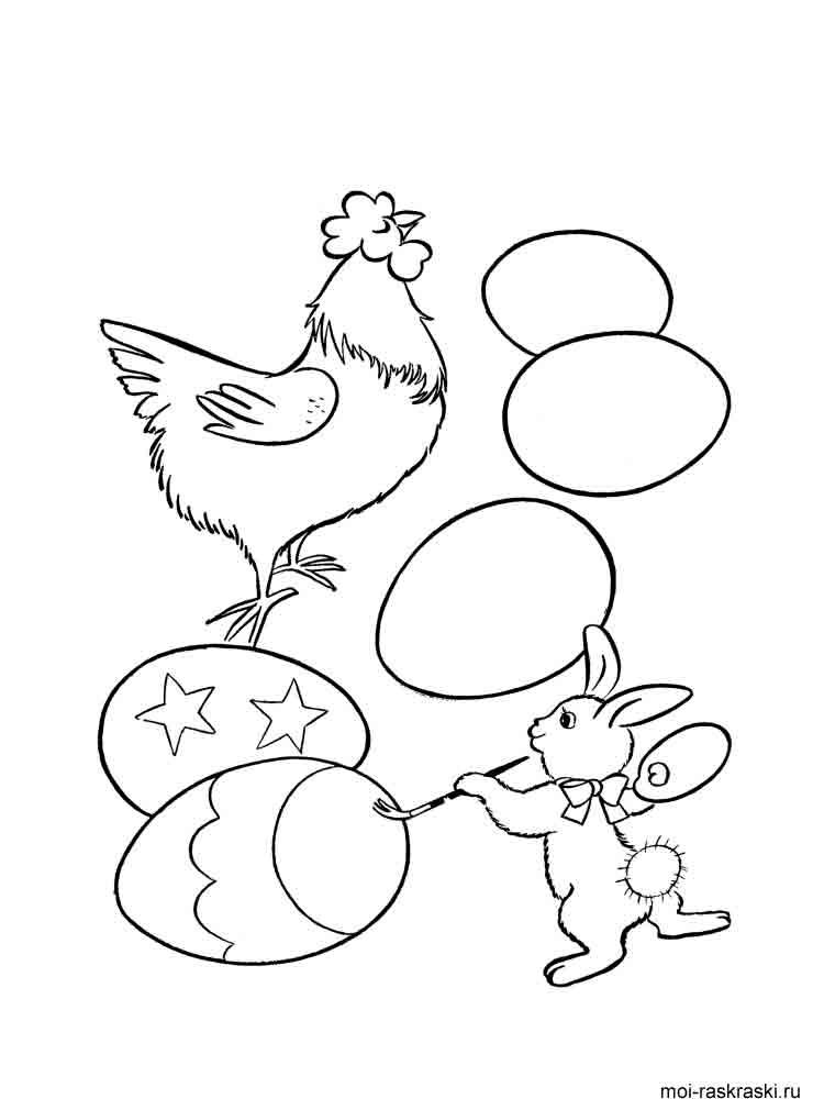 Новогодние раскраски для детей Распечатать новогодние