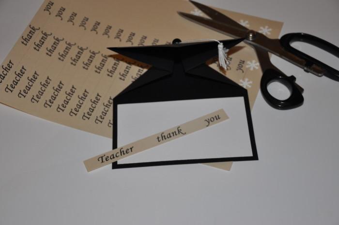 открытки учителям на последний звонок своими руками