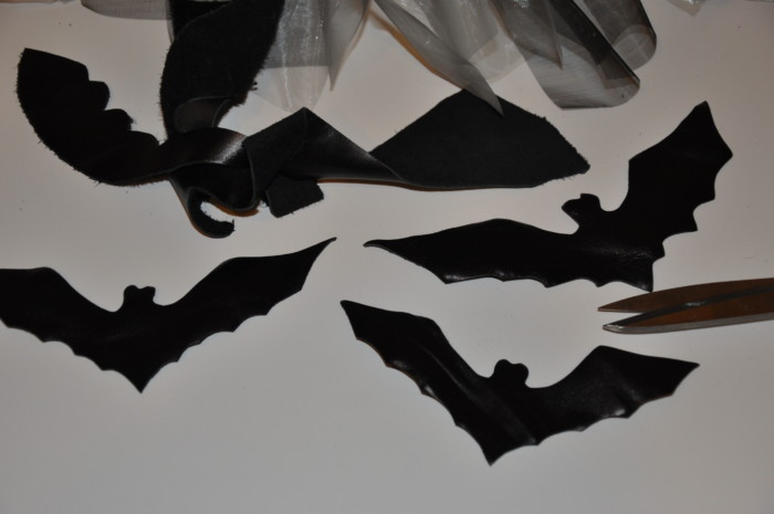 венок на Хэллоуин своими руками