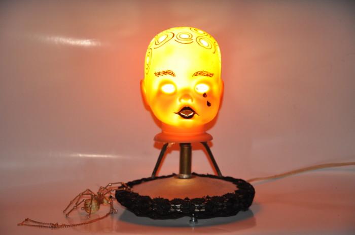 Светящаяся светильник своими руками фото 549