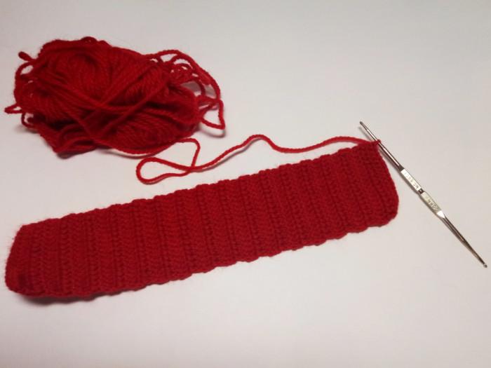 Вязаный чехол для кружки крючком своими руками