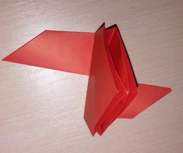 Как сделать объемную звезду из бумаги поэтапно 91
