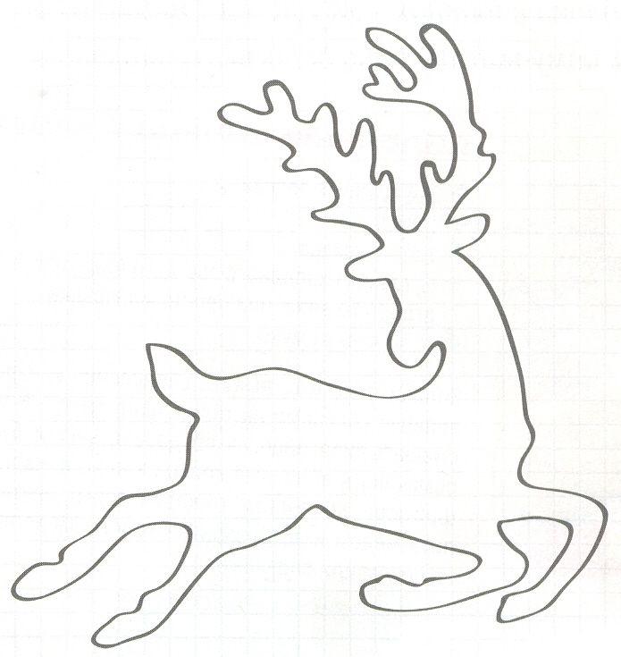 Картинка олененка для детей
