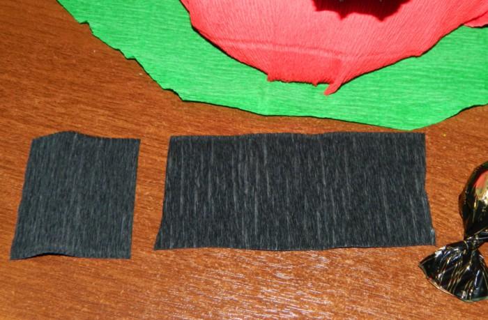 Анемоны из бумаги своими руками