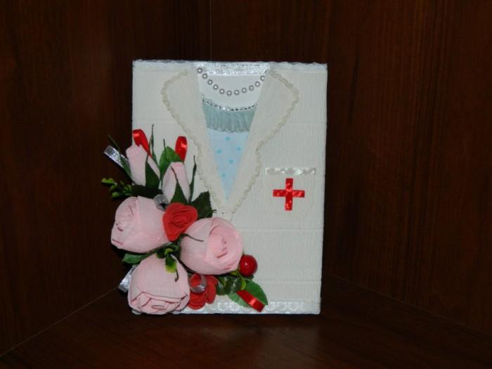 Оригинальный подарок медикам из коробки конфет своими руками