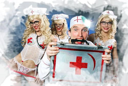 Картинки-открытки с Днем медика прикольные и смешные