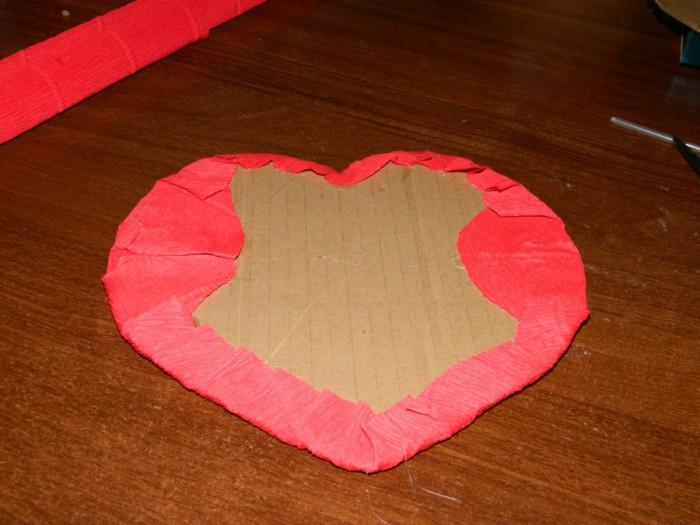 Подарки на Валентинов день своими руками