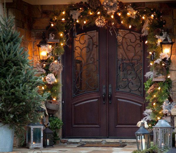 Оформление входной двери 2019
