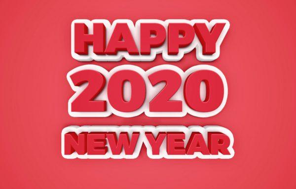 Новогодние обои на рабочий стол 2020 год