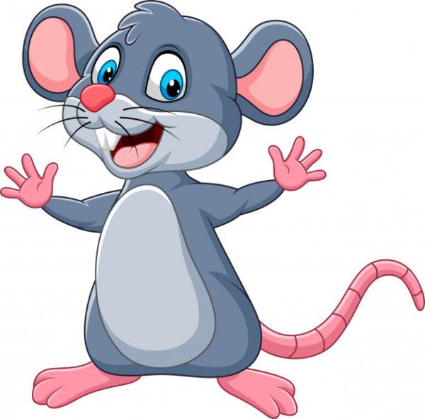 Прикольные рисунки с крысами