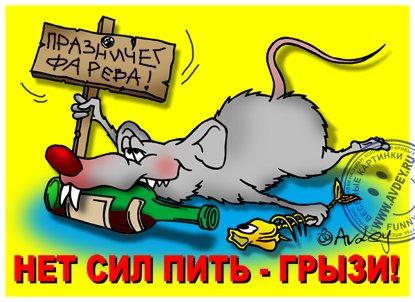 Прикольные картинки год Крысы, Мыши
