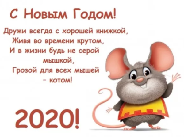 Смешные открытки с крысами и мышами