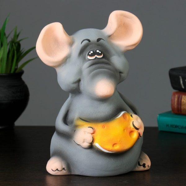 Оригинальные обои на телефон с новогодними мышами и крысами